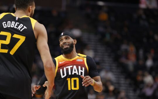 The Utah Jazz take care of business at home vs the Brooklyn Nets