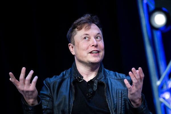 Elon Musk, the chief executive of Tesla, said on Twitterthat the company would accept Bitcoin as payment for cars in the United States.