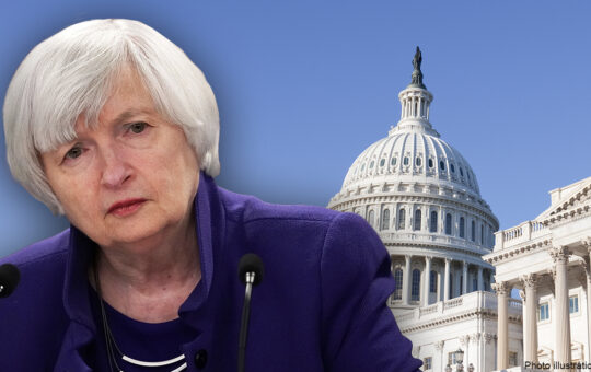 Yellen says higher taxes needed in long term to finance US spending