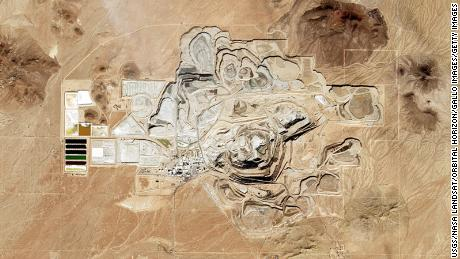 Heliogen's solar technology will be used to help power Rio Tinto's borax mine in Boron, California. Located in the Mojave Desert, the mine is the largest of its kind in the world.