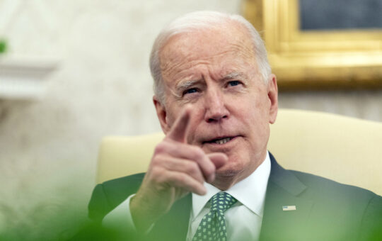 NYC billboard rips Biden's proposed tax hike for small businesses: 'Not on our watch!'