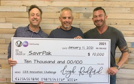 Mark Cuban Leads $3.5 Million Funding for SAVRpak, a Food Packaging Startup
