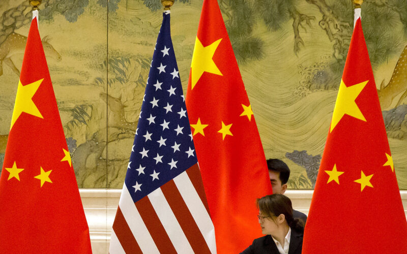 China's New Anti-Foreign Sanctions Law Sends A Chill Through The Business Community : NPR
