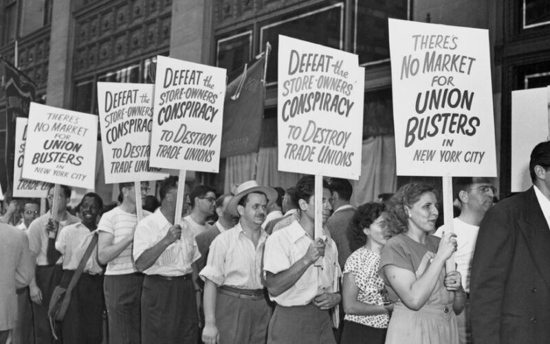 Opinion | How Unions and Small Business Can Fight Monopolies