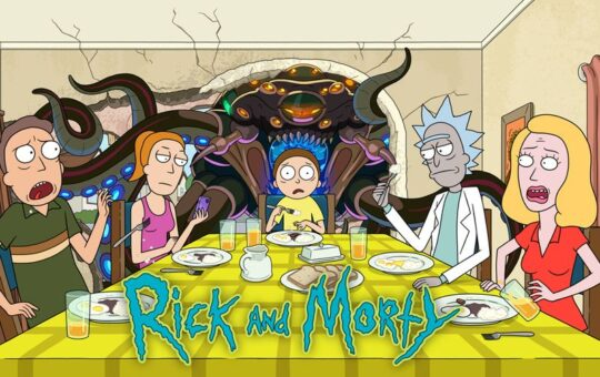 The 'Rick and Morty' marketing multiverse: From 'Alien' to the Pickle Rick Frosty