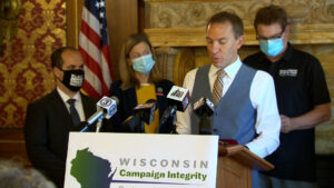 Wisconsin Democrats reignite push to overhaul state campaign finance laws