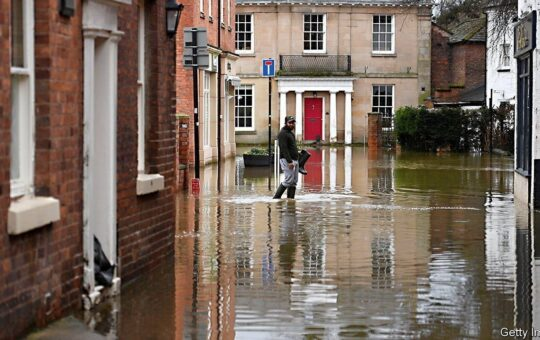 Could climate change trigger a financial crisis?