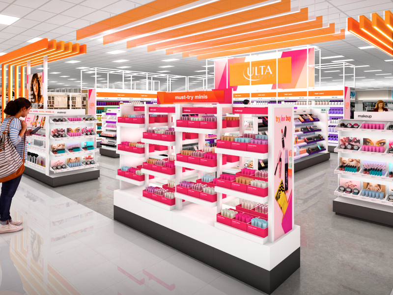 The marketing ROI behind Ulta in Target and other shop-in-shops